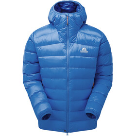 Mountain Equipment Skyline Hooded Jacket Herre Azure